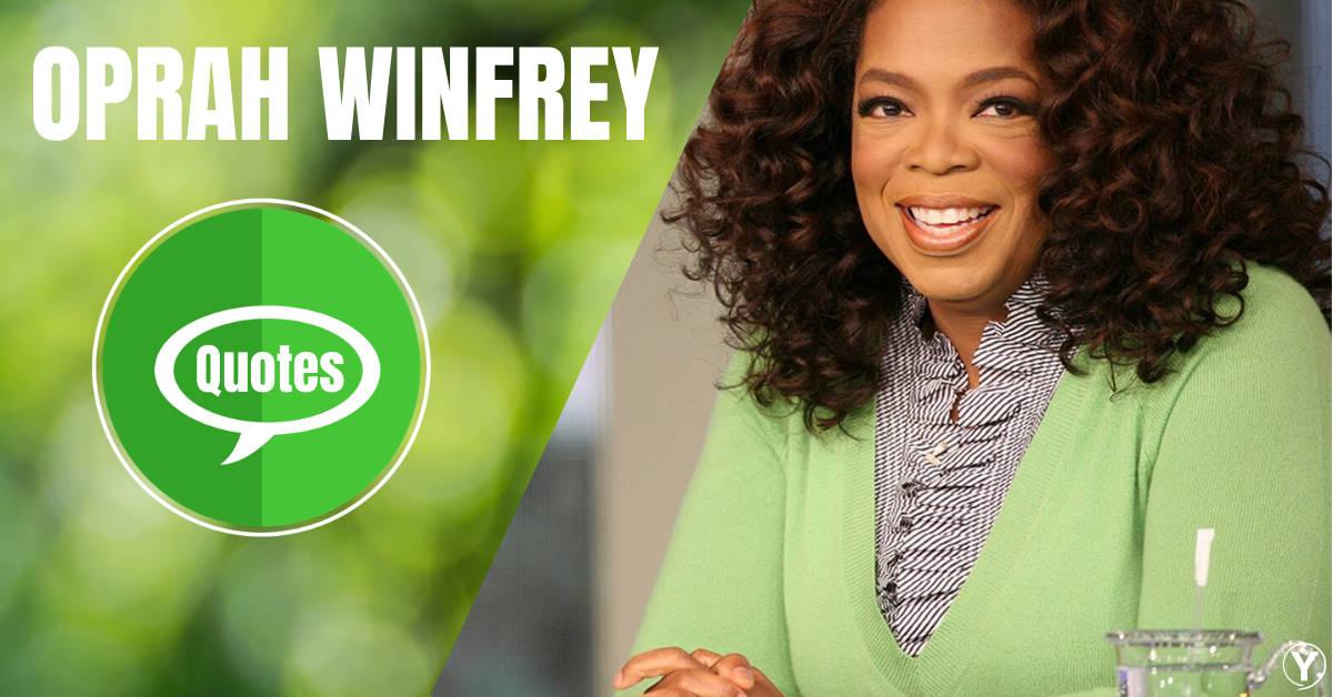 Kutipan Oprah Winfrey