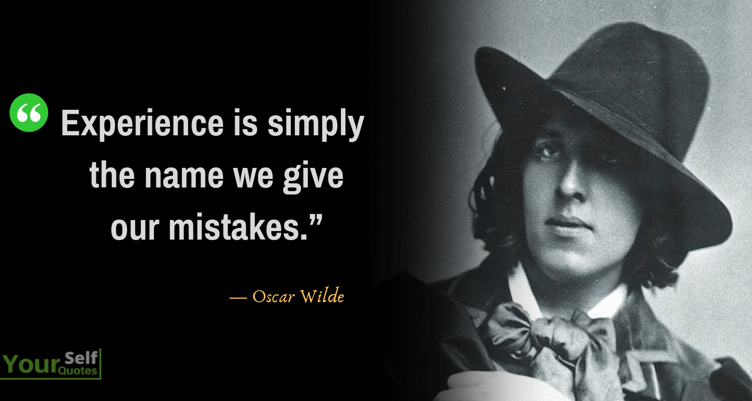 Oscar Wilde Quotes Food