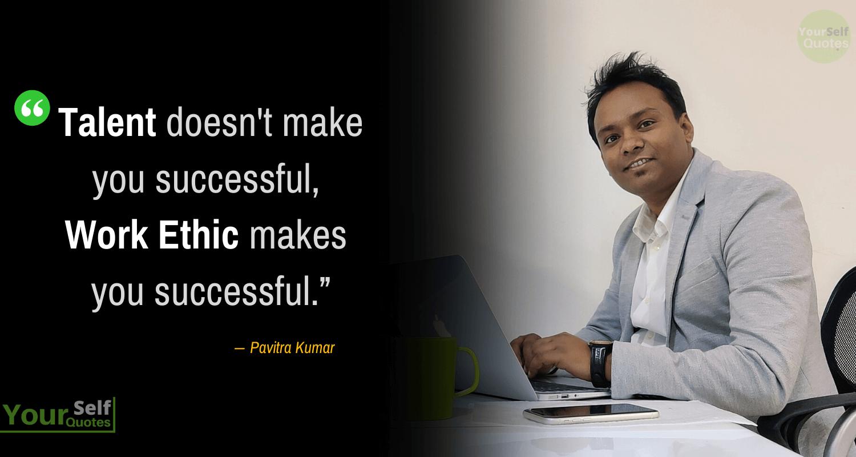 Pavitra Kumar Quote