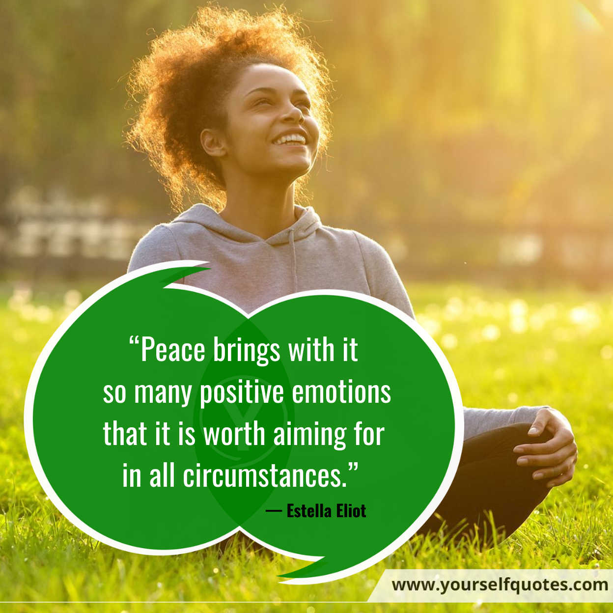 Peace Quotes by Estella Eliot