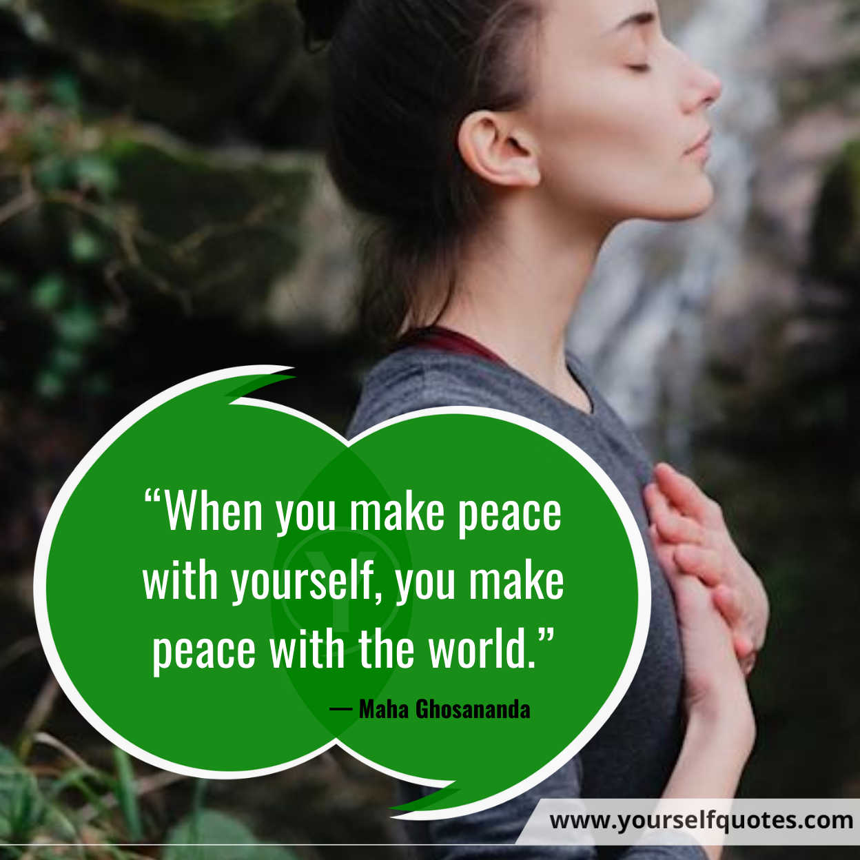 Peace Quotes by Maha Ghosananda
