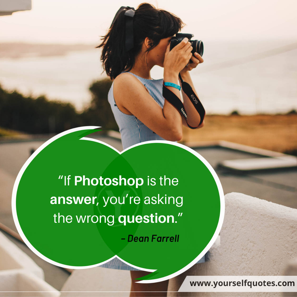 Photography Quotes by Dean Farrell