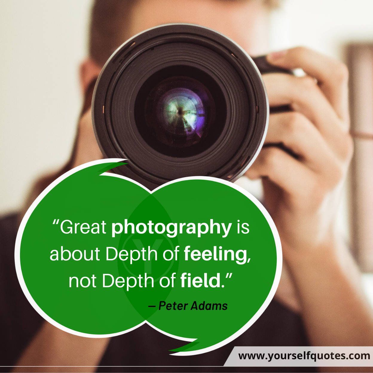 Photography Quotes by Peter Adams