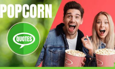 Popcorn Quotes