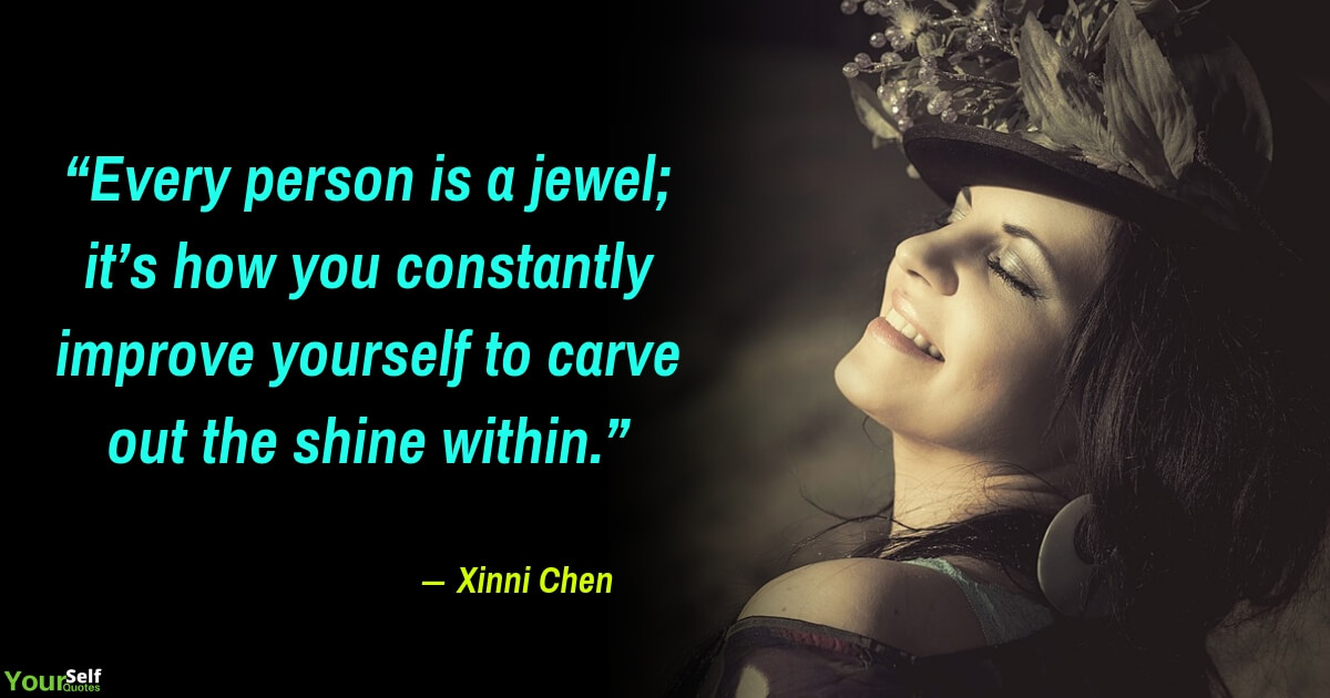 Positive Quotes by Xinni Chen