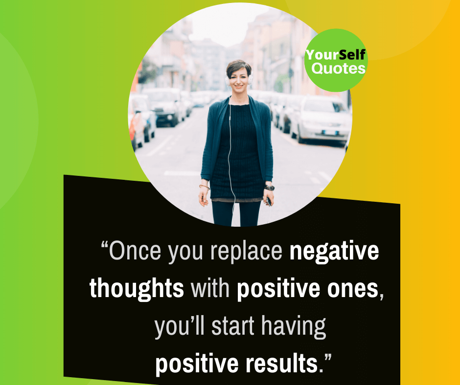 Positive Thoughts for the day Images