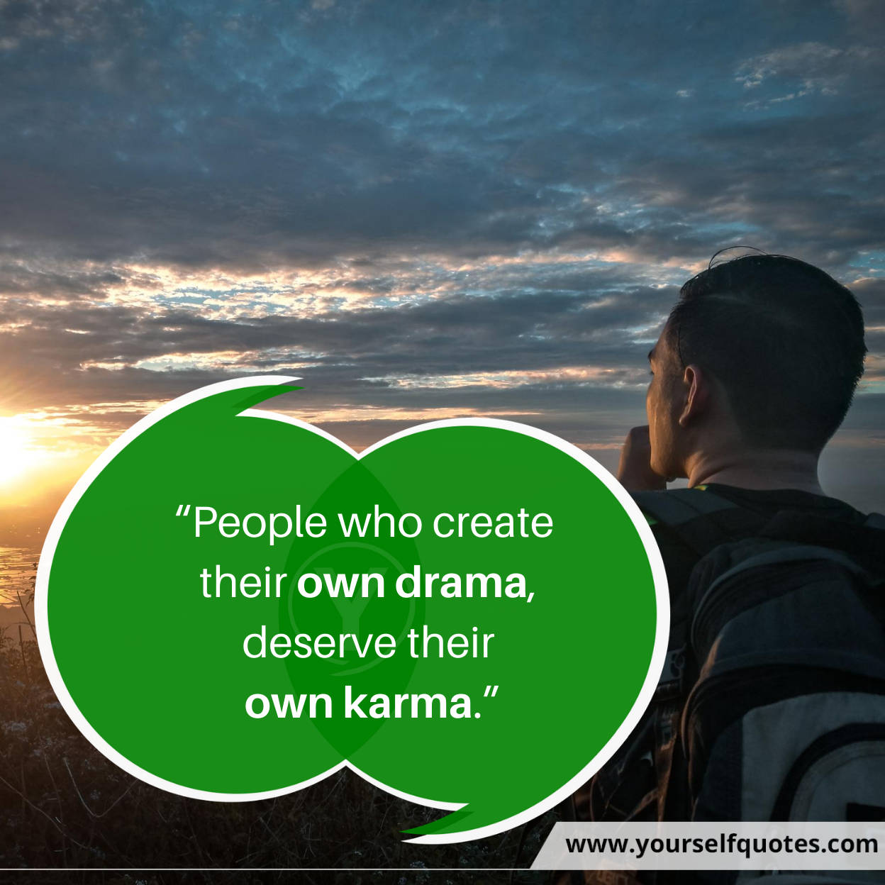 Quote About Karma Photos