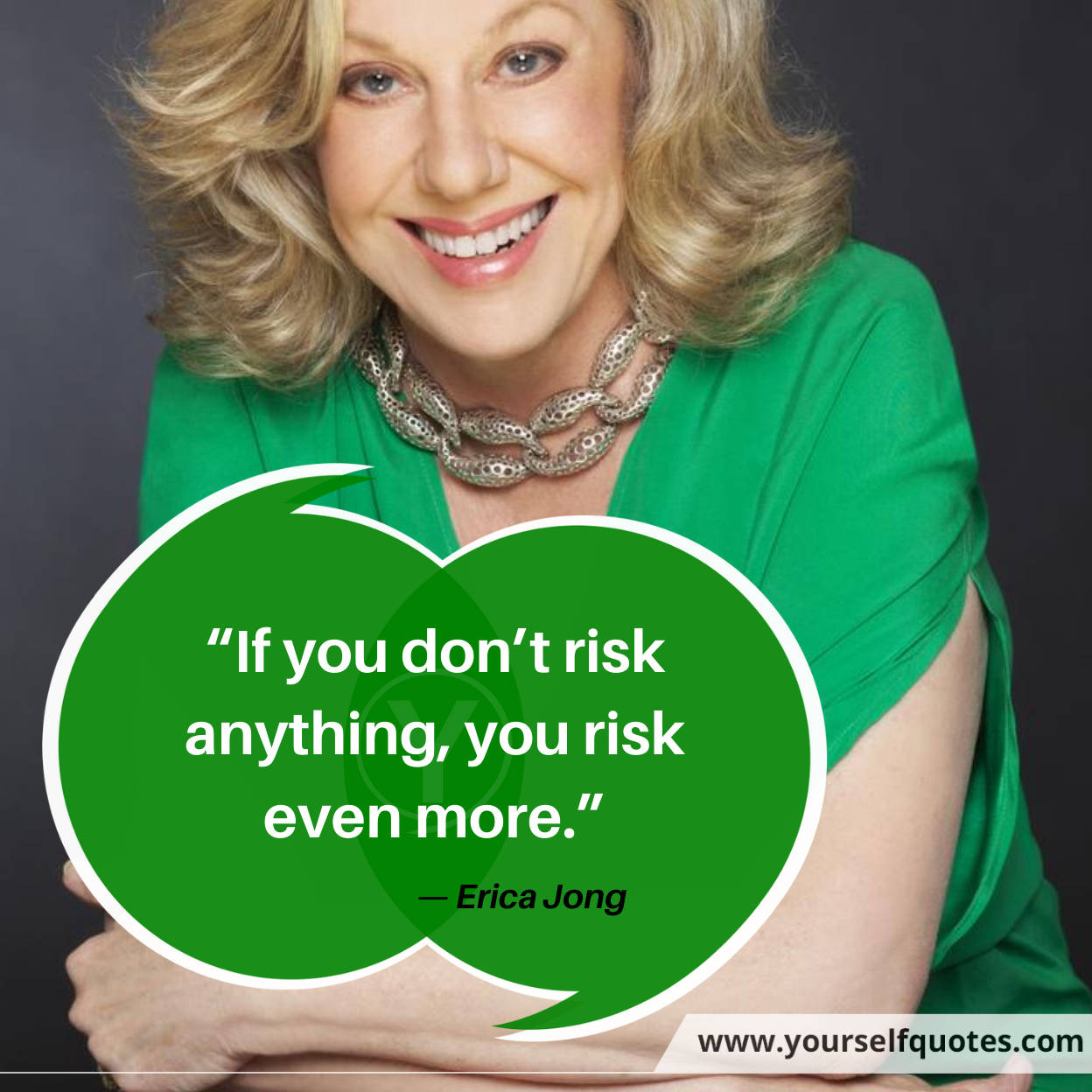 Quote Business by Erica Jong