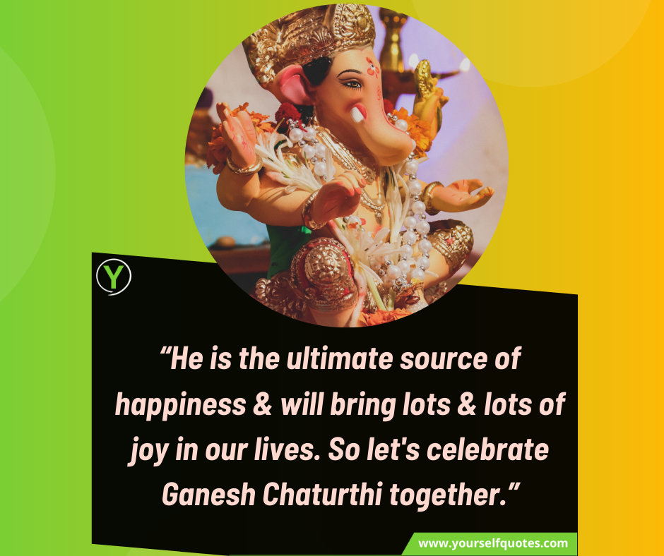 Quotes Ganesh Chaturthi
