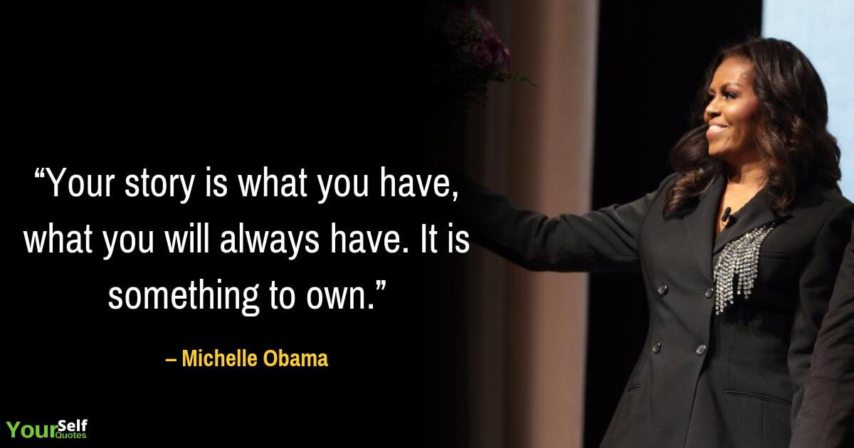 Quote Michelle Obama