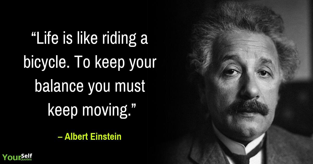 Quotes by Albert Einstein