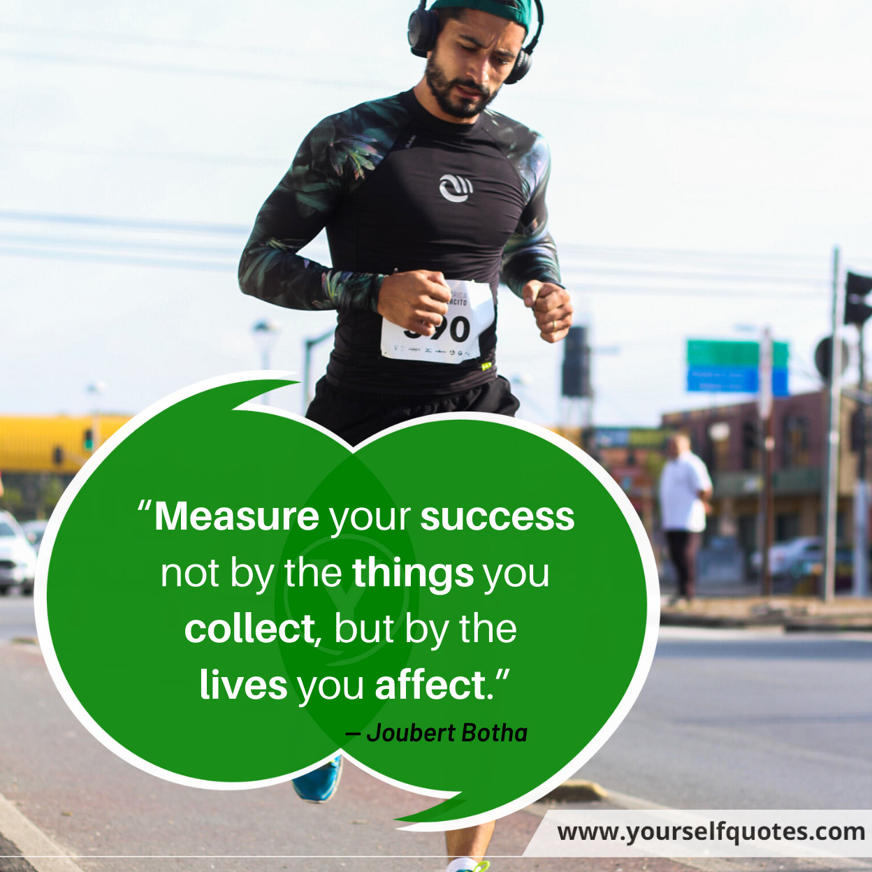 Quote on Motivational by Joubert Botha