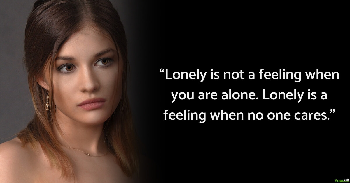 Quotes About Being Alone