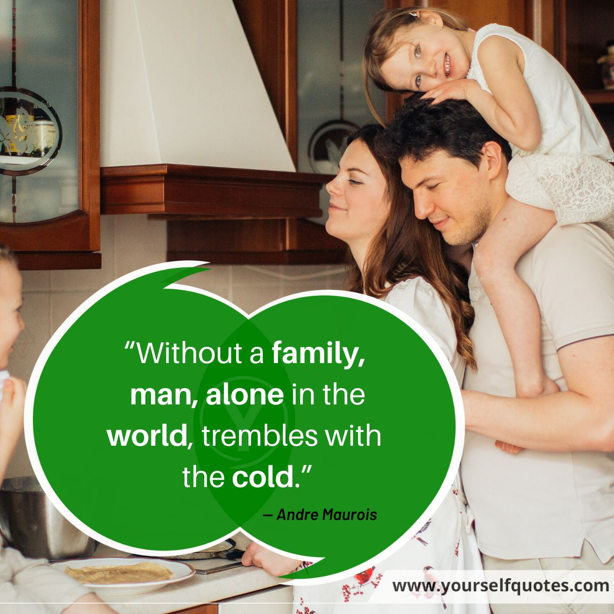 Love Quotes About Family Love