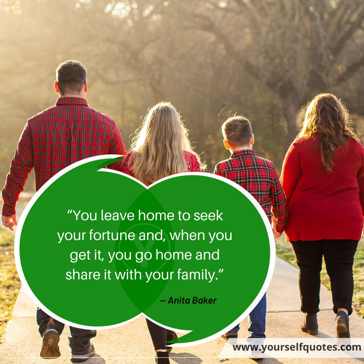 Quotes About Family Love Images