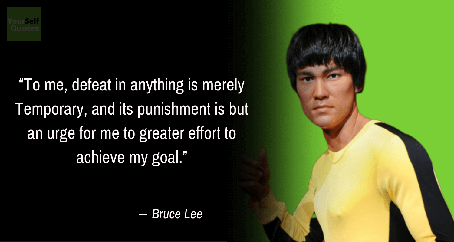 Quotes By Bruce Lee Images