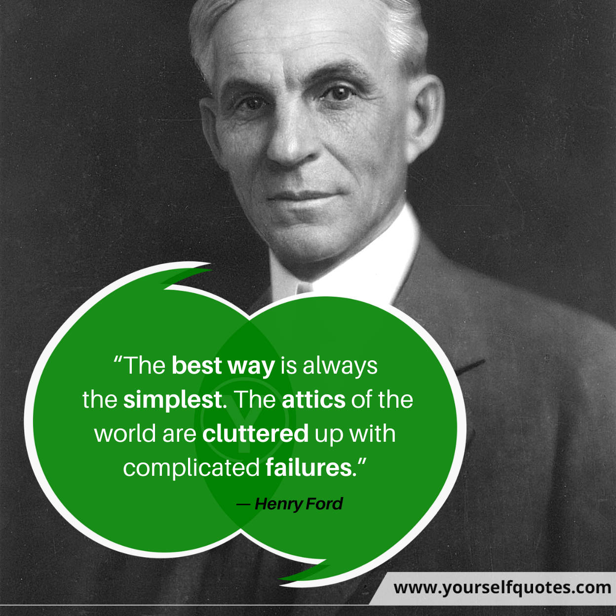 Quotes By Henry Ford Images