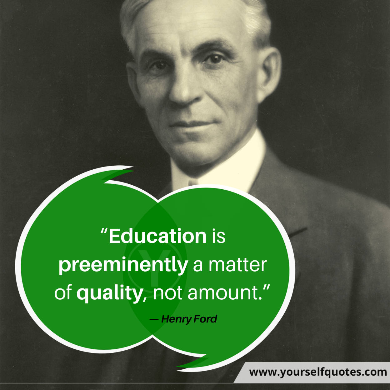 Quotes From Henry Ford On Education