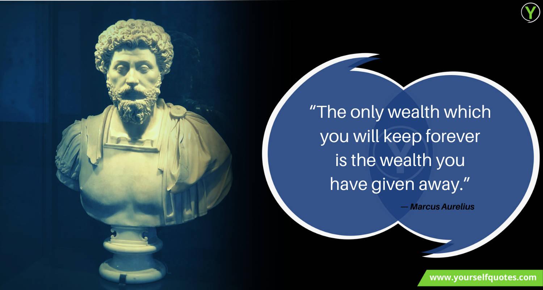 Quotes From Marcus Aurelius