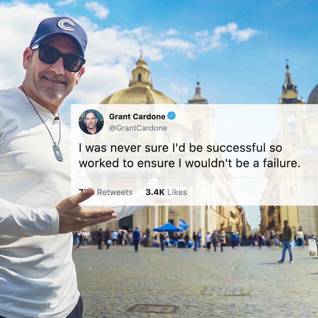 Failure Quotes Grant Cardone