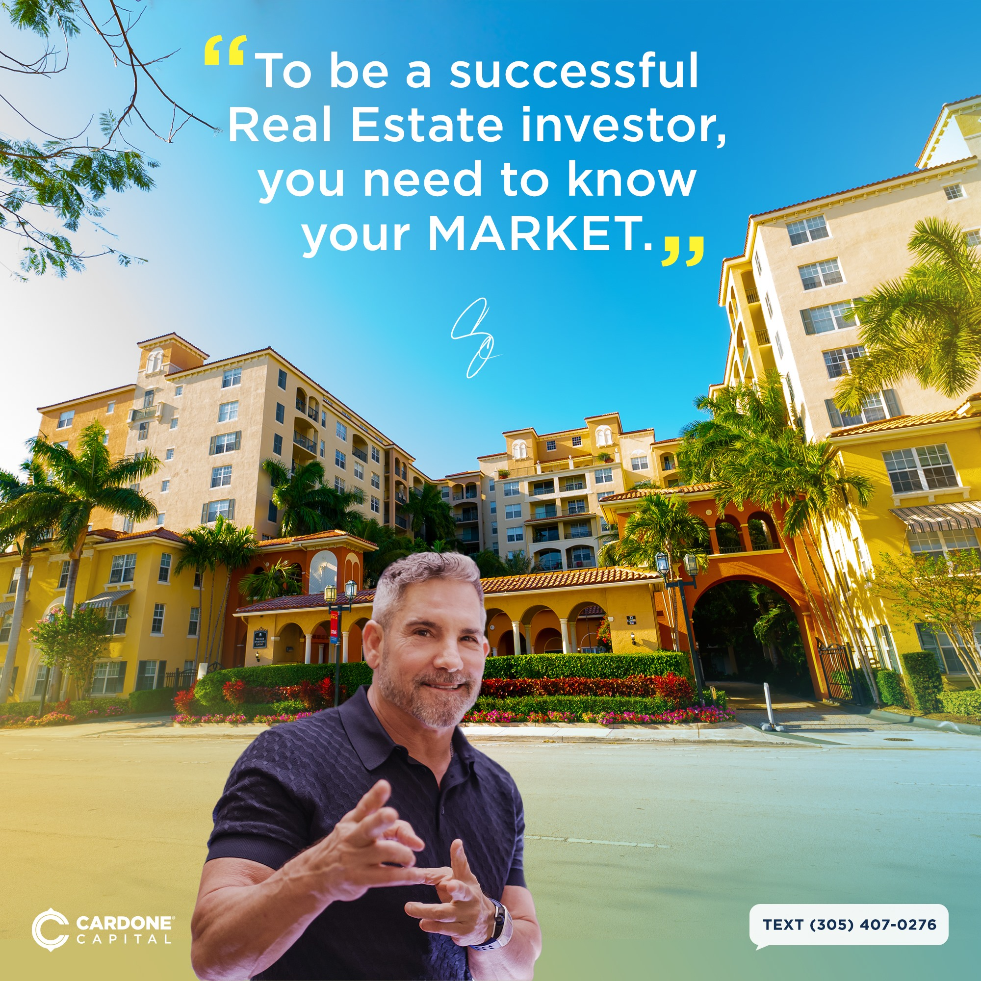 Real Estate Quotes by Grant Cardone
