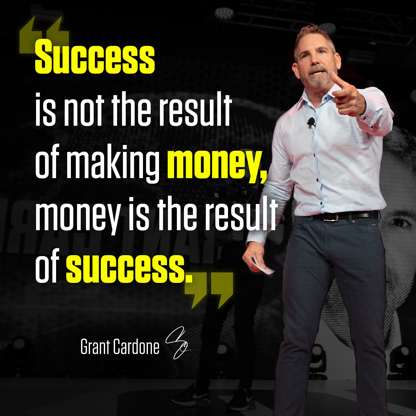 Success Quotes by Grant Cardone
