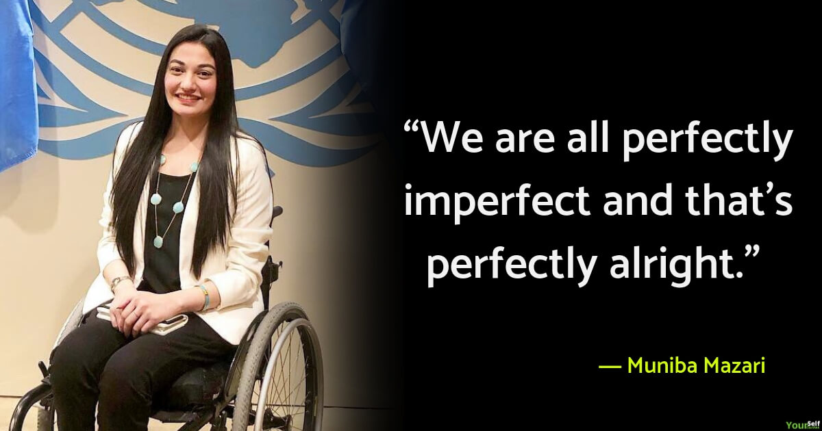 Quotes Muniba Mazar