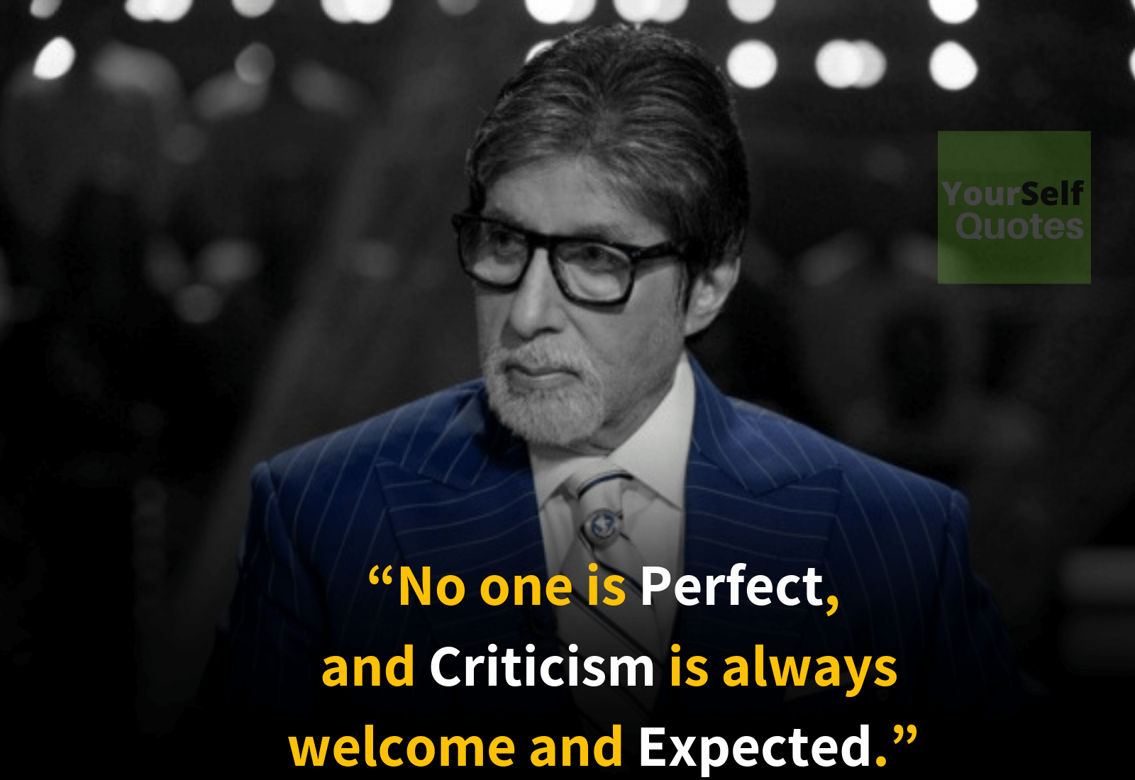 Quotes by Amitabh Bachchan Images