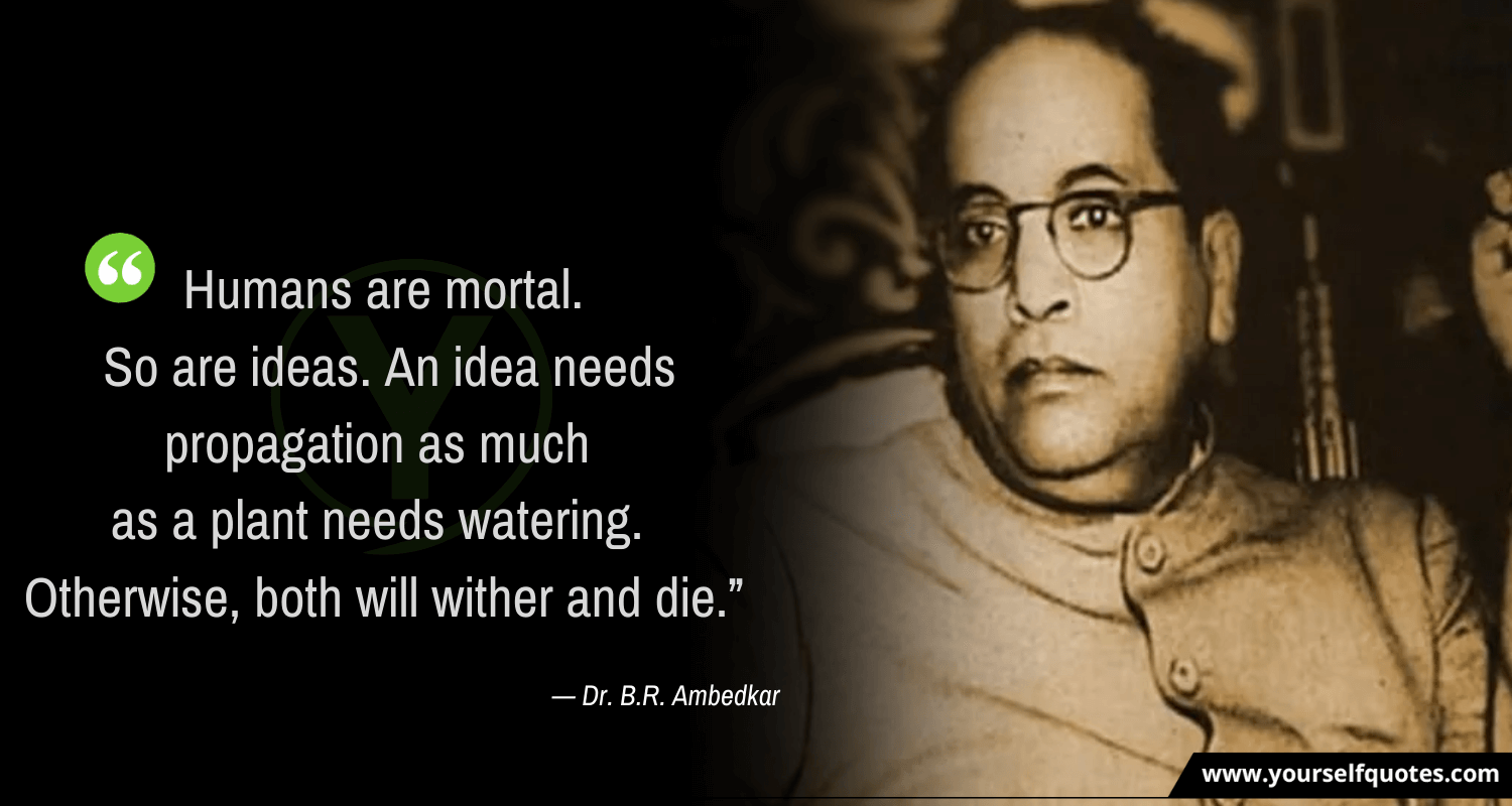 Quotes by Babasaheb Ambedkar