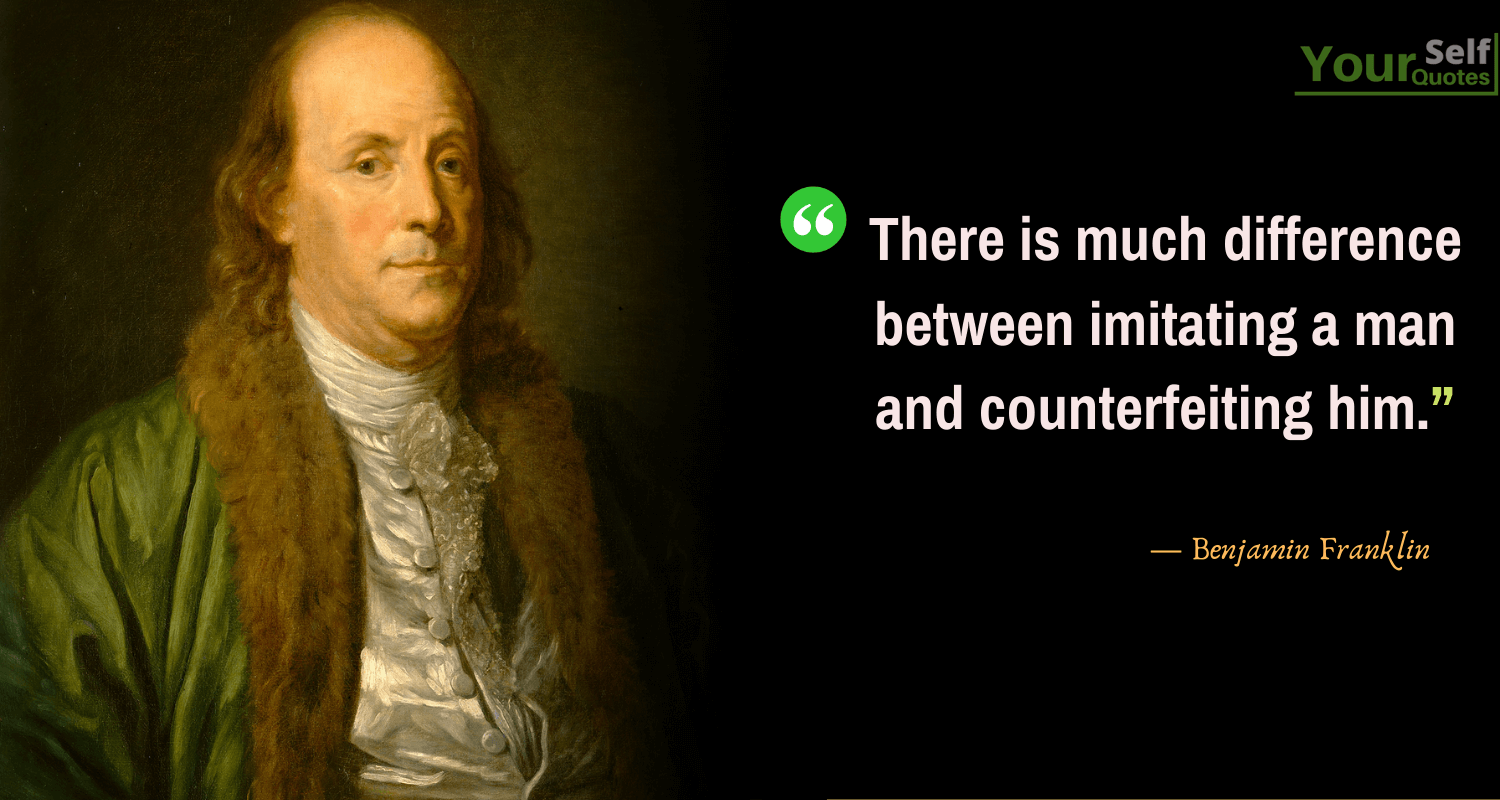 Quotes by BenjaminFranklin