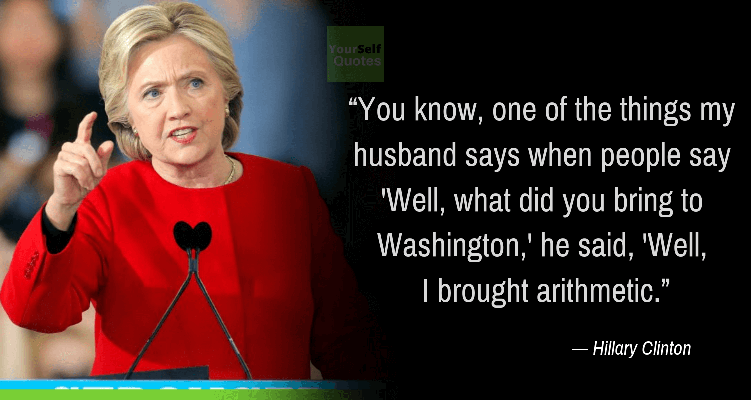 HillaryClinton Quotes