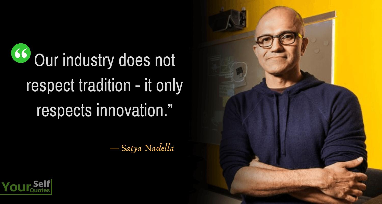 Quotes by Satya Nadella