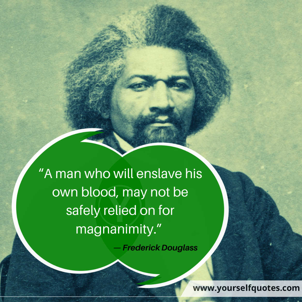 Quotes of Frederick Douglass