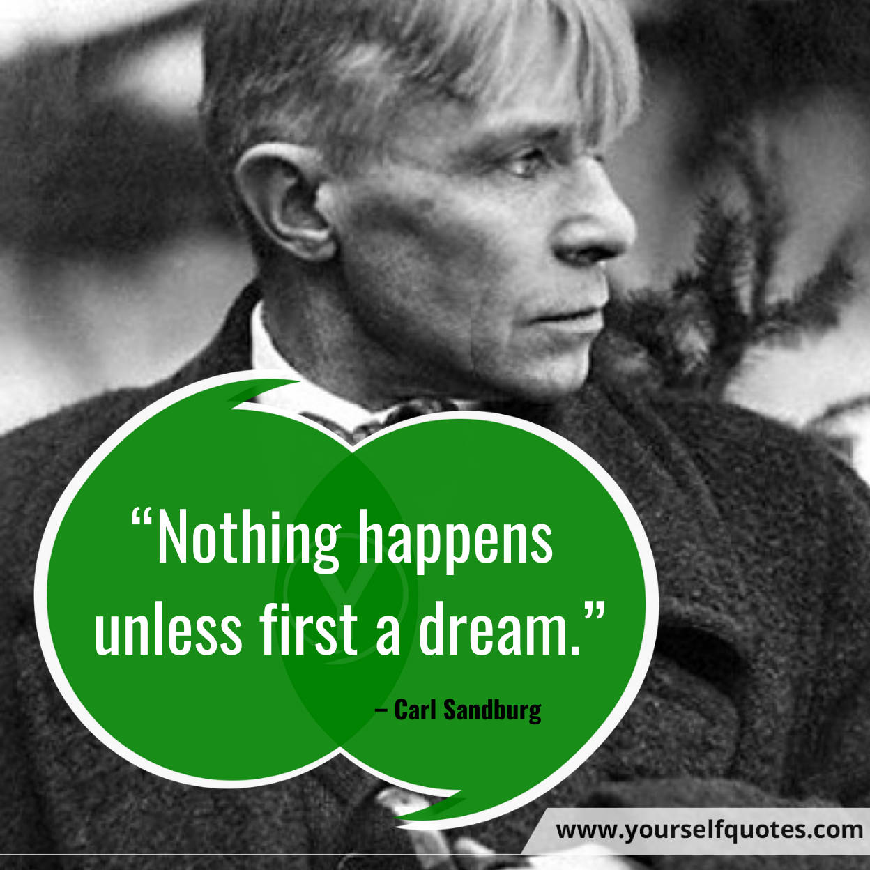 Quotes on Dream by Carl Sandburg