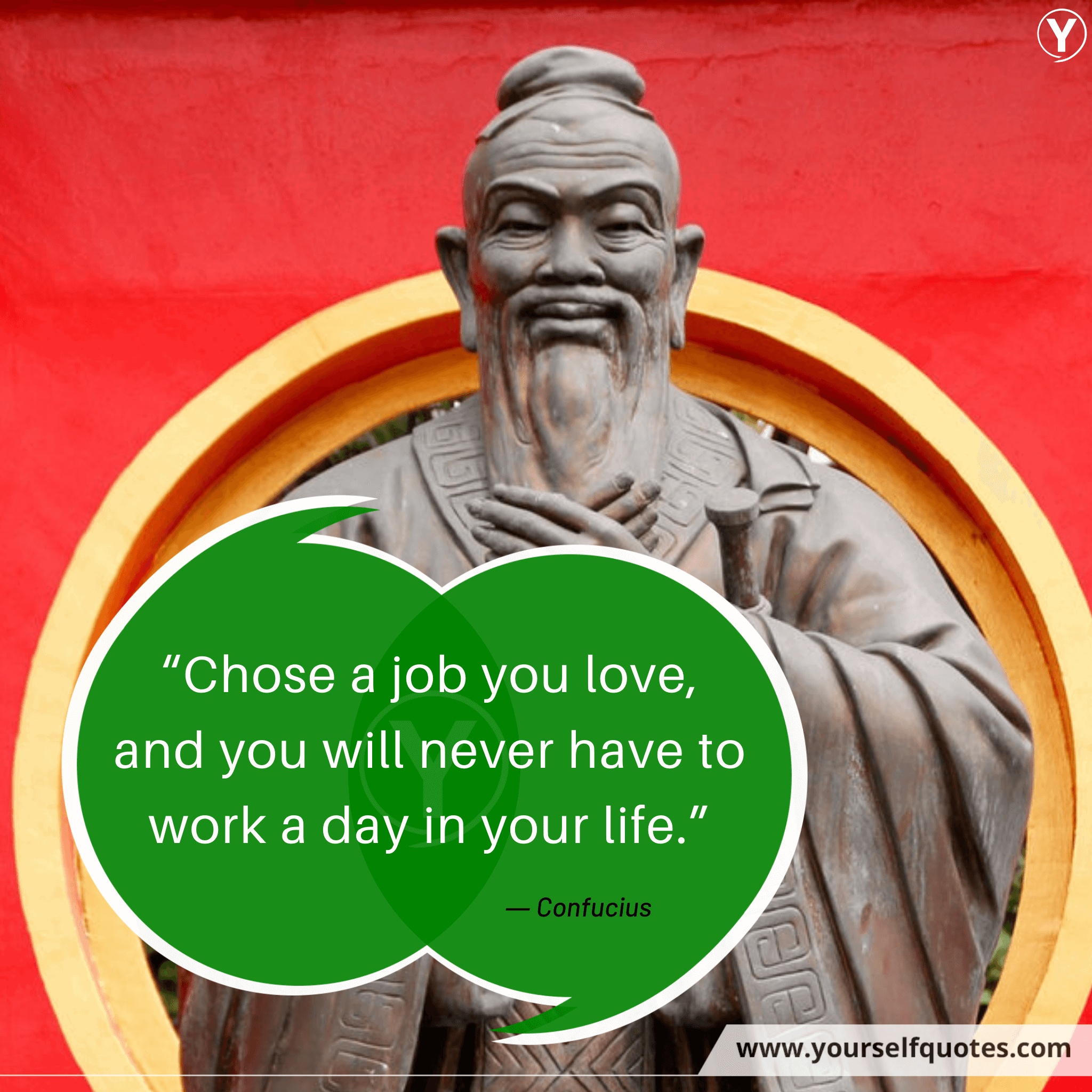 Quotes on Life by Confucius