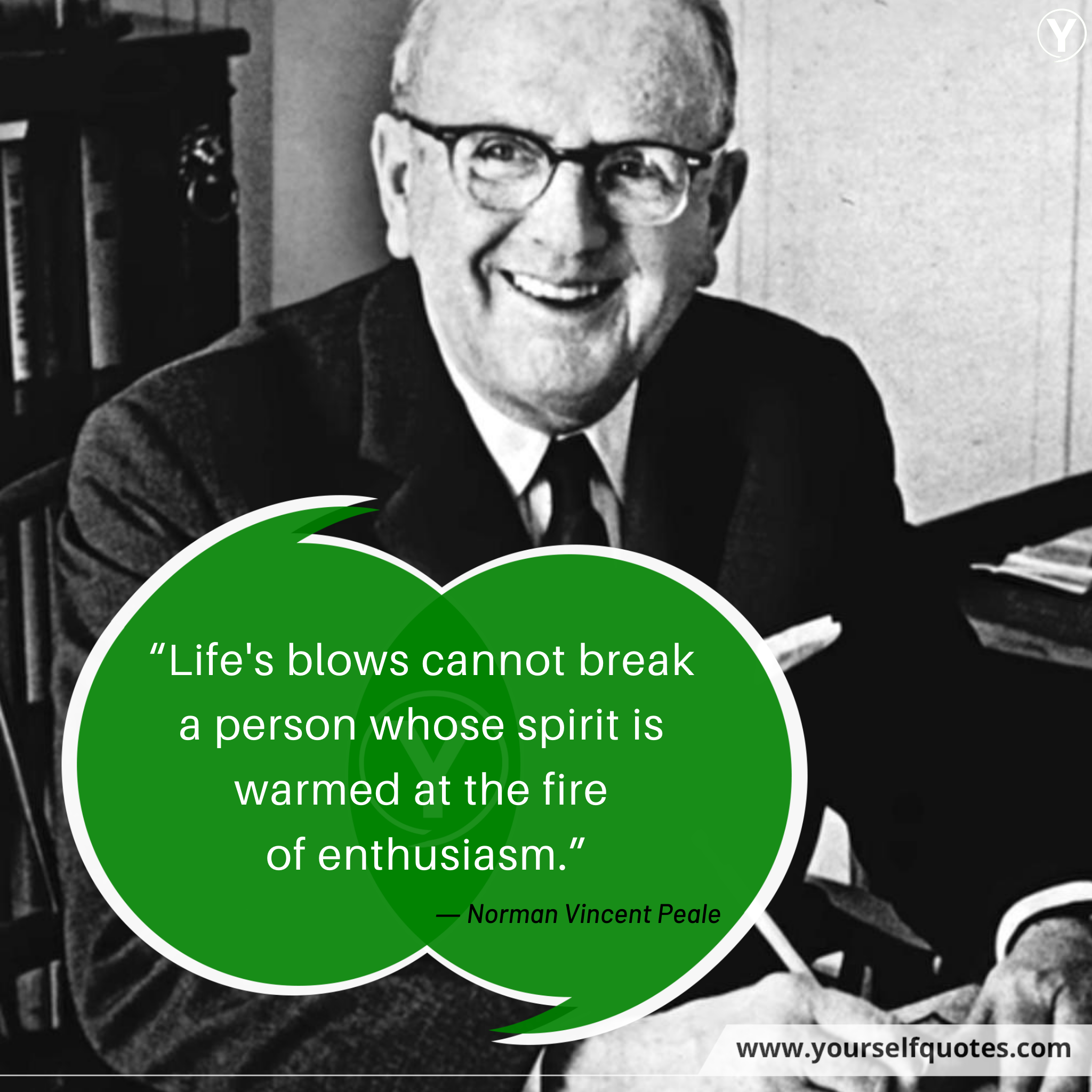 Quotes on Life by Norman Vincent Peale