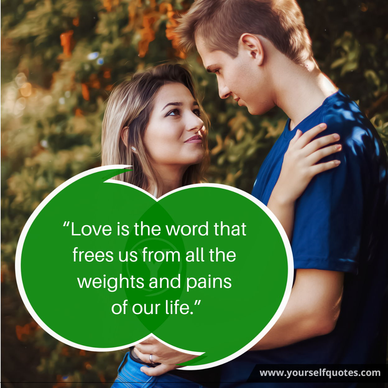 Quotes on Love Life