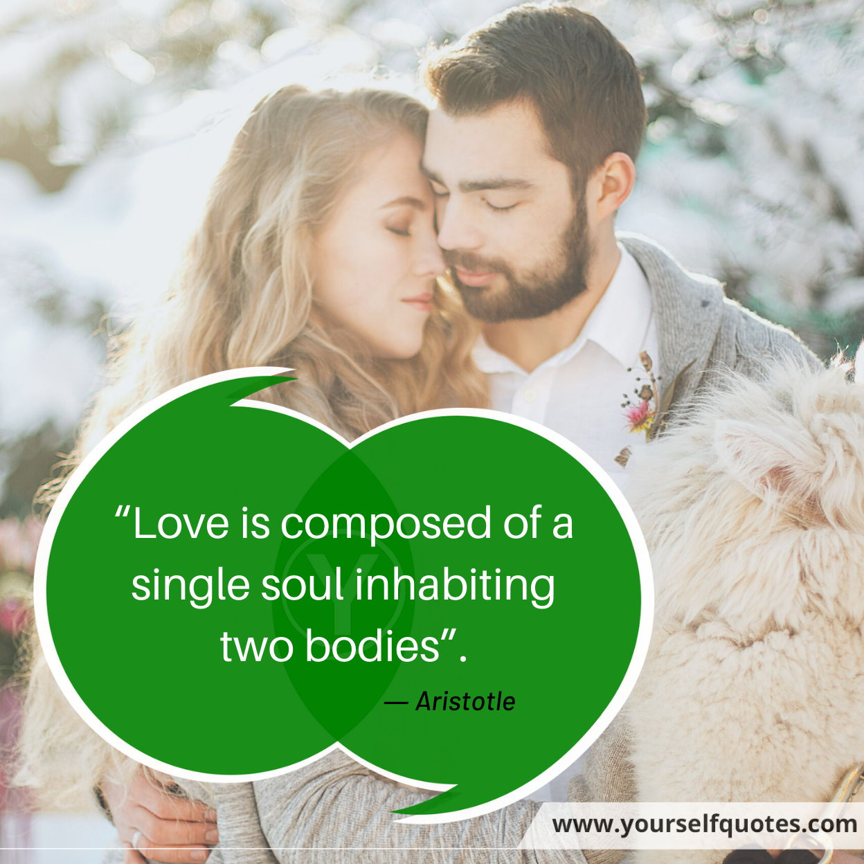 Quotes on Love by Aristotle