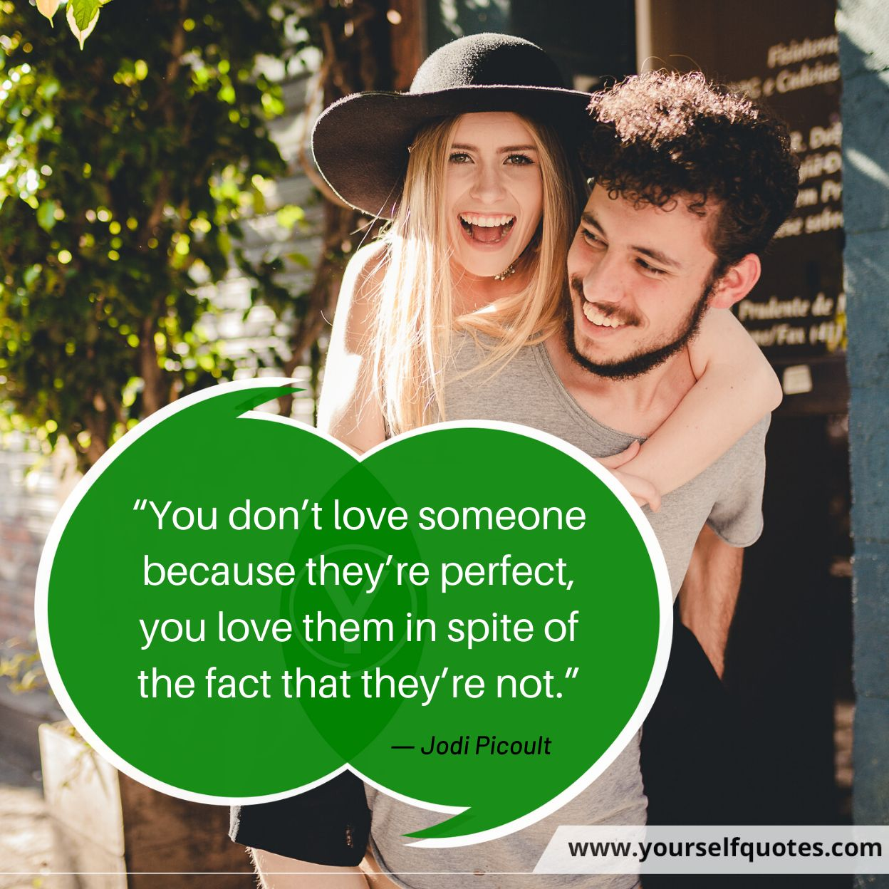 Quotes on Love by Jodi Picoult
