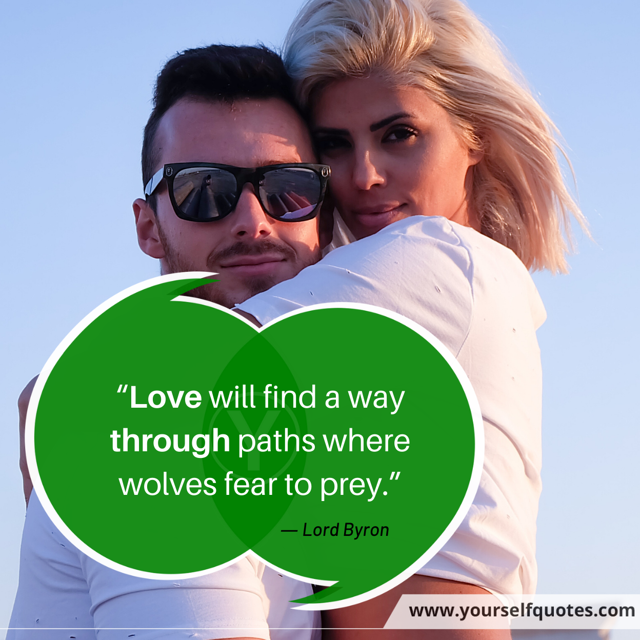 Quotes on Love by Lord Byron