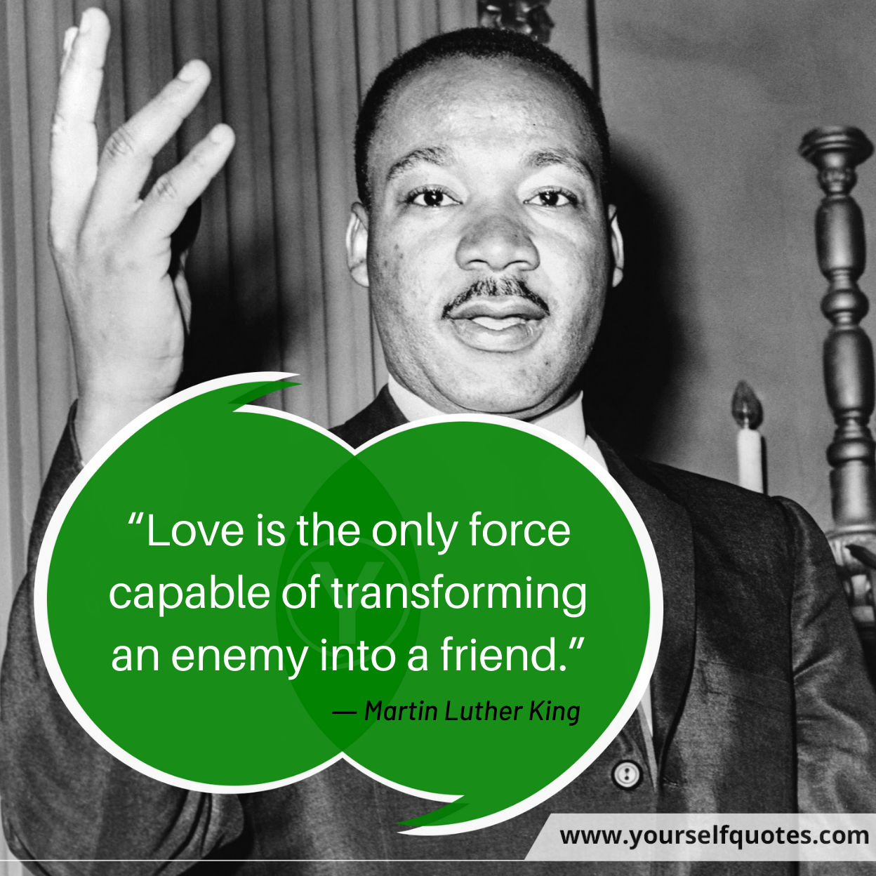 Quotes on Love by Martin Luther King