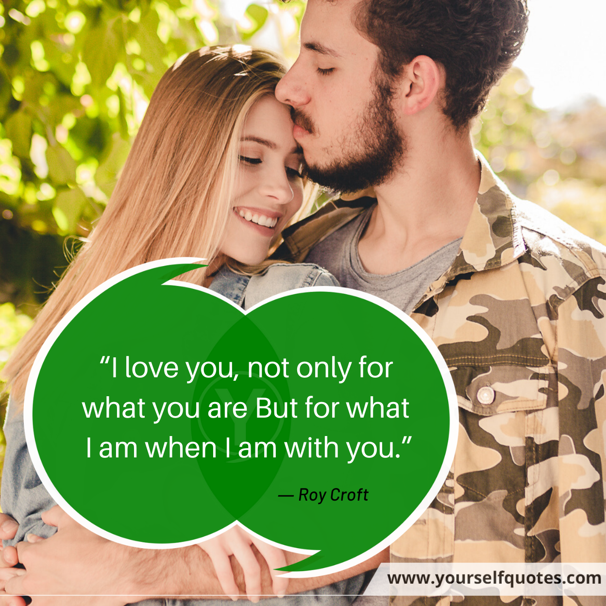 Quotes on Love byRoy Croft