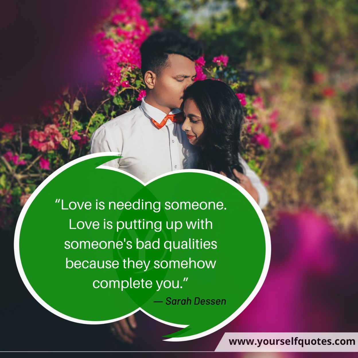 Quotes on Love by Sarah Dessen