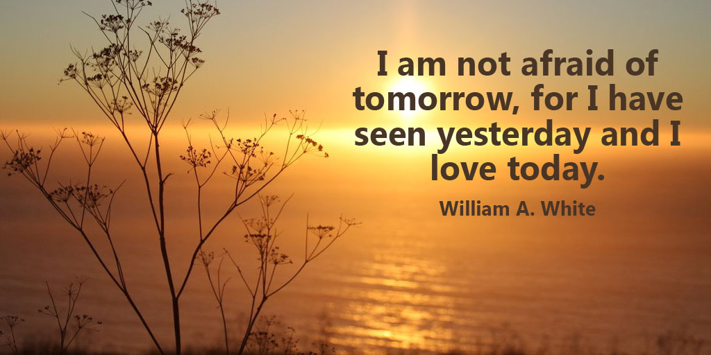 Quotes on Love by William A. White