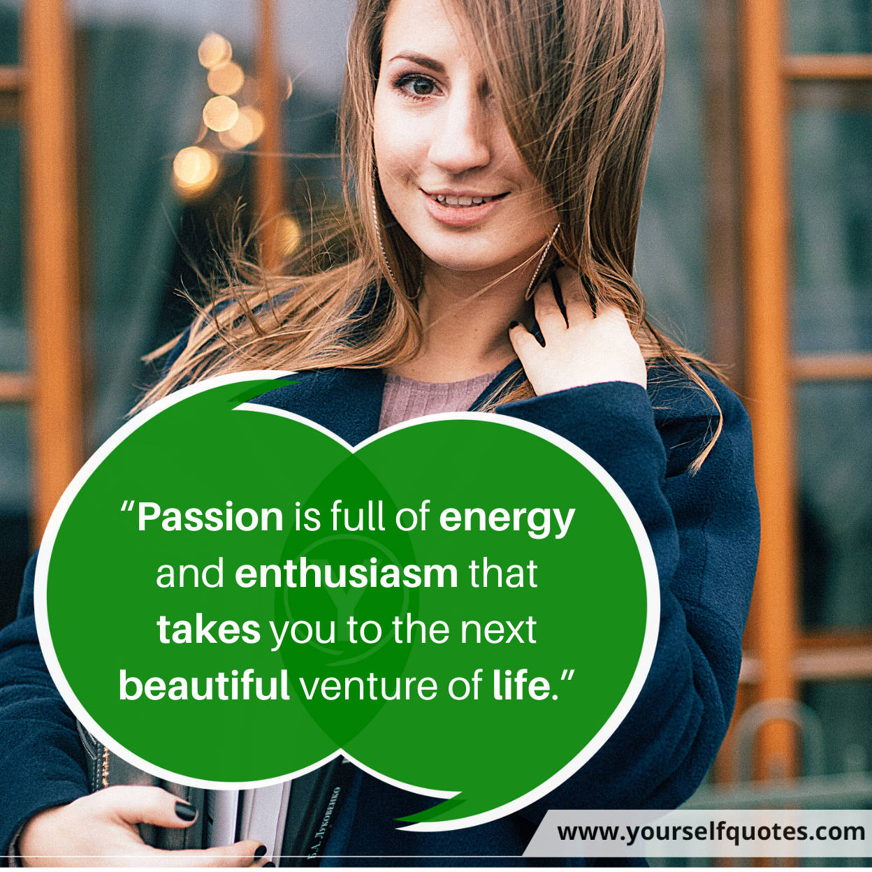 Quotes on Passion Thoughts Images