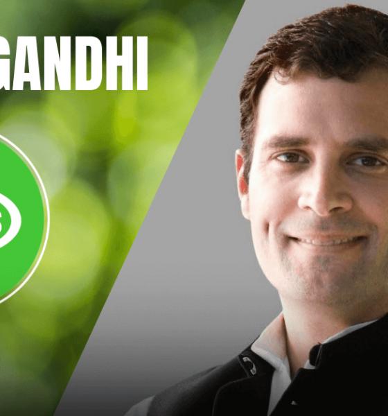 Rahul Gandhi Quotes Images