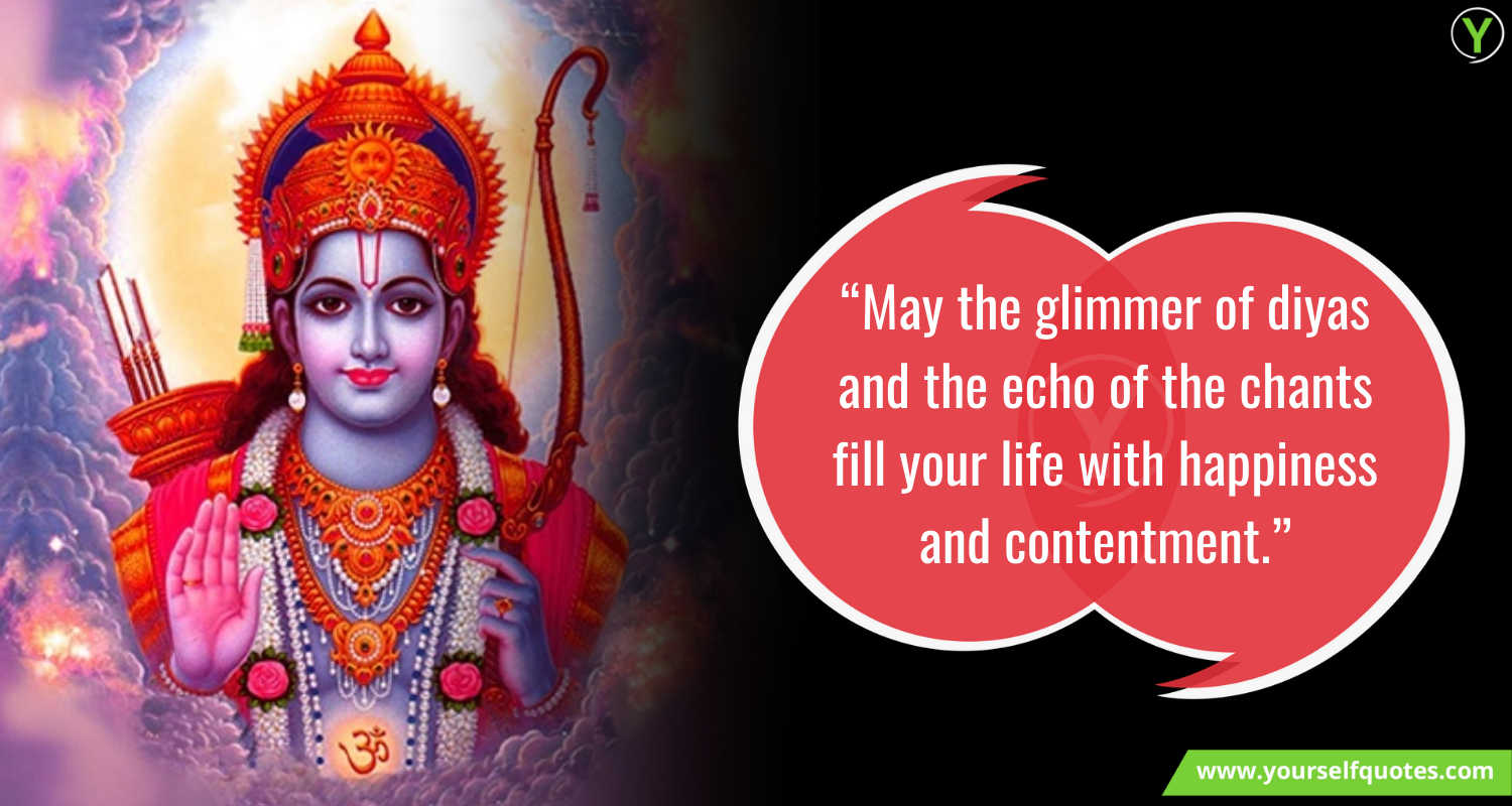 Ram Navami Quotes Images