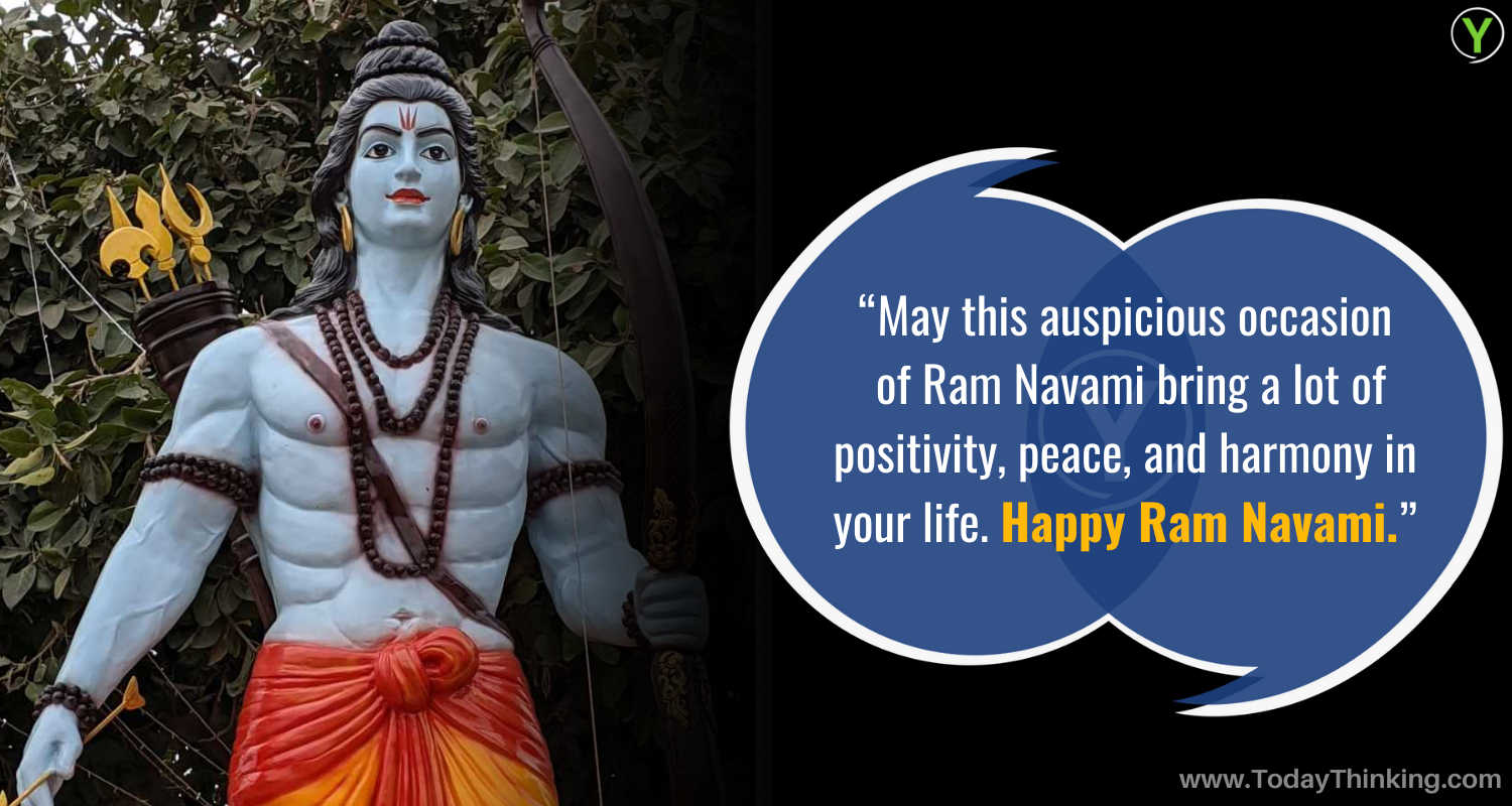 Ram Navami Wishes Messages