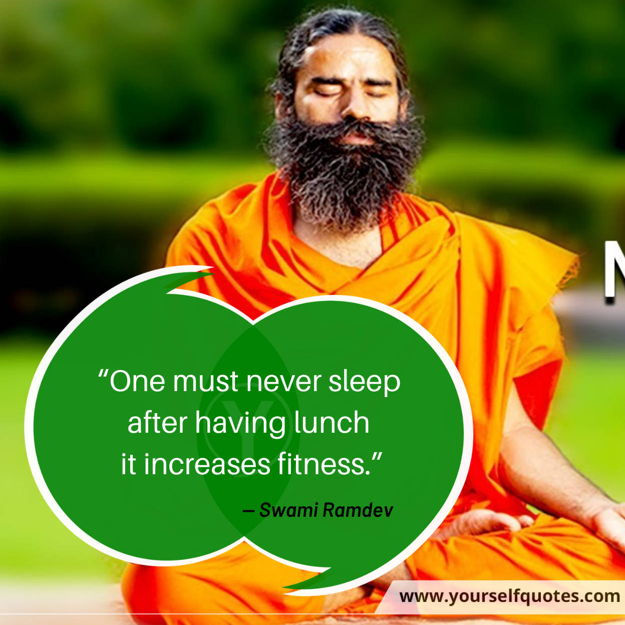 Ramdev Baba Best Quotes Images