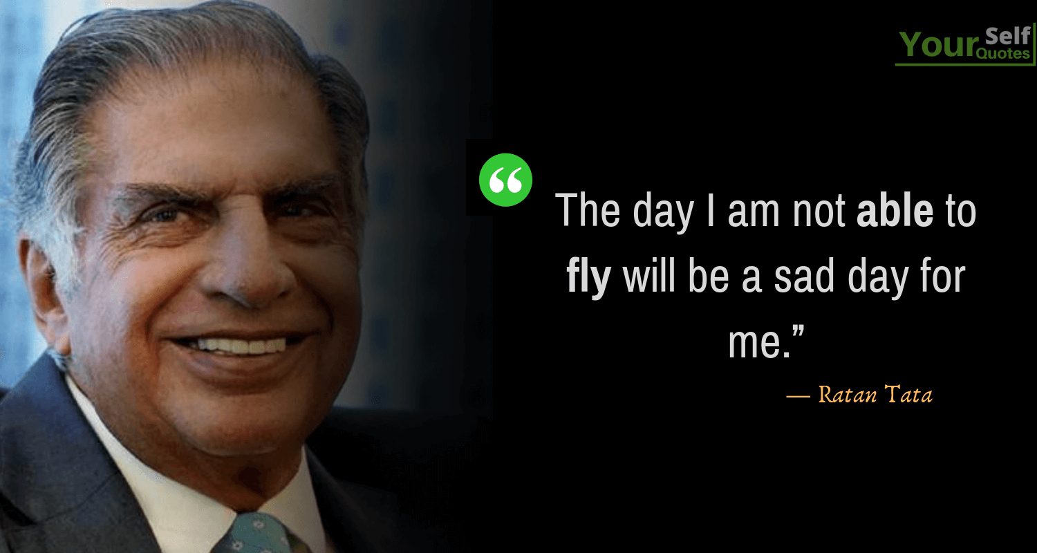 Ratan Tata Quote Images